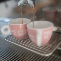WE SERVE THE BEST COFFEE