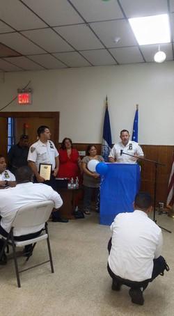 75th. Precinct Recognition Day