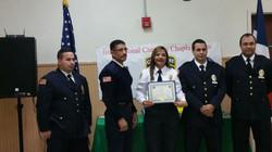 Graduation of the Chaplains