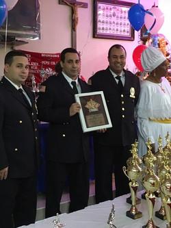 Quebradilla Recognition 2015