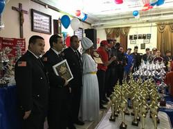 Quebradilla Graduation 2015