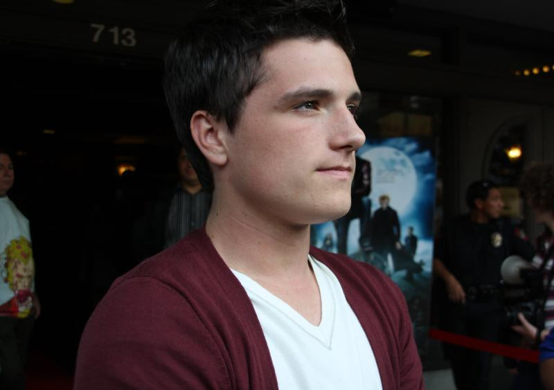 Josh Hutcherson - Hollywood Ancestry by Mike Batie