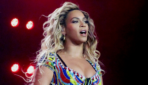 Beyonce - Hollywood Ancestry by Mike Batie