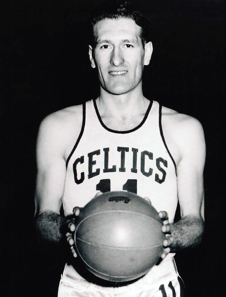 Matthew Noszka's grandfather played for the Boston Celtics | Hollywood Ancestry by Mike Batie
