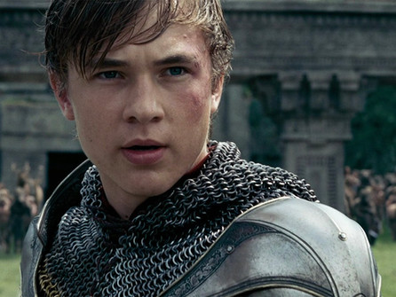 William Moseley Descended from Scottish Royalty