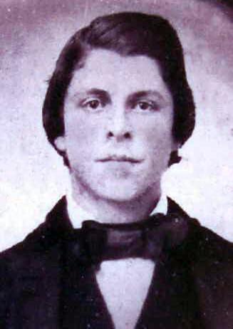 Hamilton Bingham, husband of Emma Honstain | Hollywood Ancestry by Mike Batie