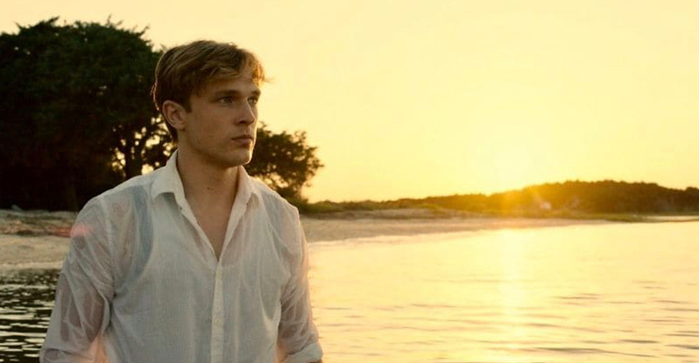 William Moseley the actor for Hollywood Ancestry by Mike Batie.