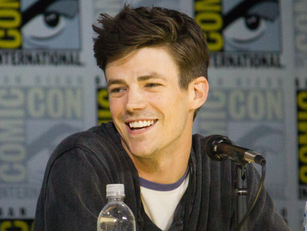 'Flash' Star Grant Gustin Descended from Ancient Channel Islands Line