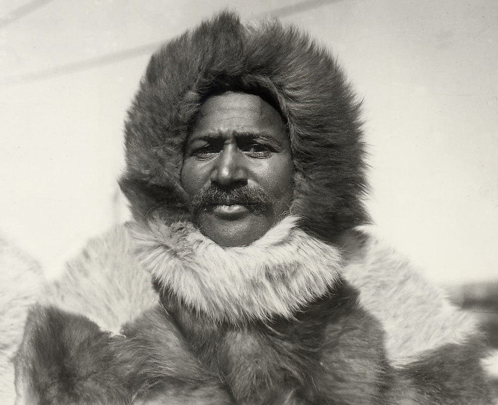 Matthew Alexander Henson, the great-great uncle of Taraji P. Henson.