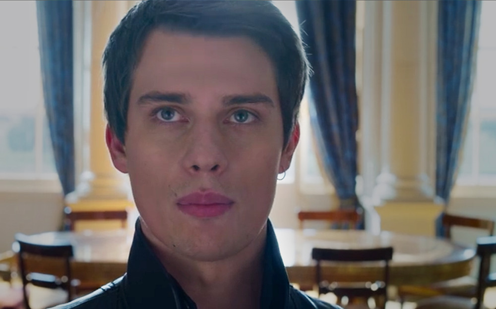 Nicholas Galitzine is a modern day prince - Hollywood Ancestry by Mike Batie.