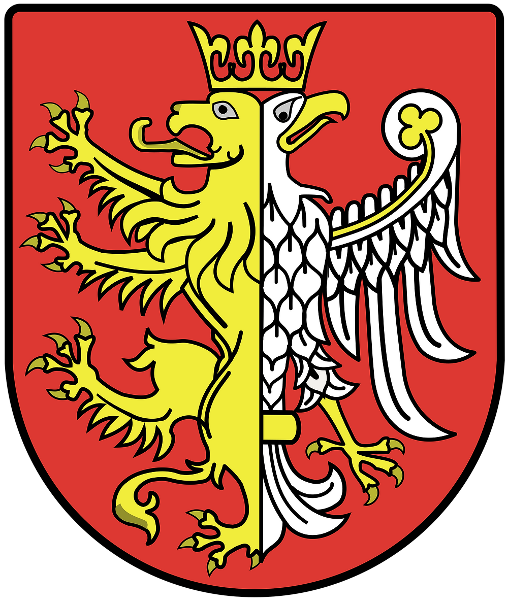 Matthew Noszka - Krosno - Coat of Arms