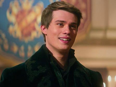 Nicholas Galitzine of 'Cinderella' Descended from Russian Princes