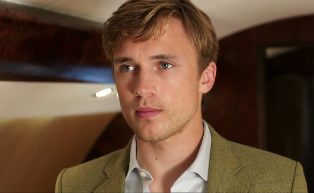 William Moseley the Chronicles of Narnia and The Royals actor - Mike Batie