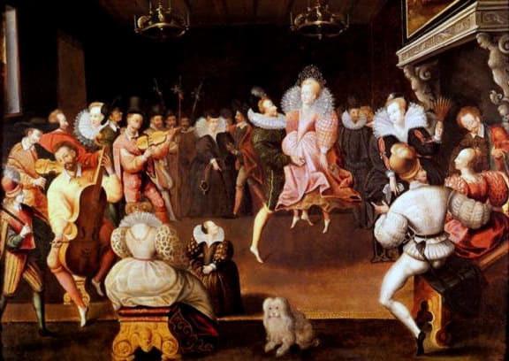 Dylan Minnette's ancestors were court musicians for Queen Elizabeth I.