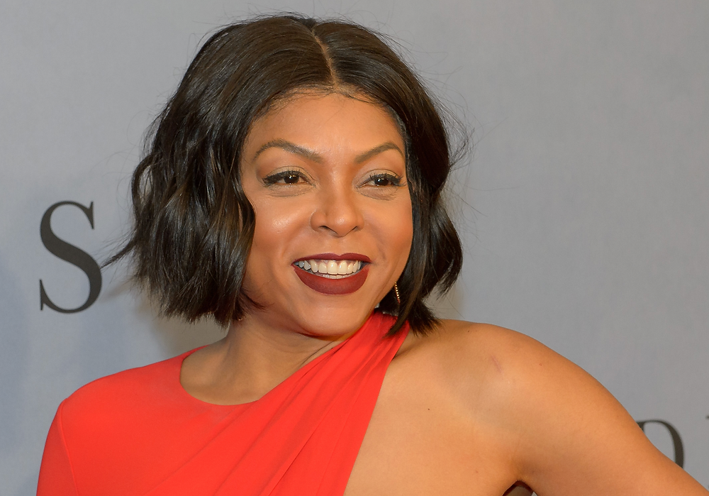 Taraji P. Henson - Hollywood Ancestry by Mike Batie