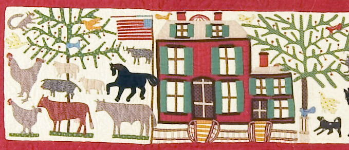 Braeden Lemasters ancestral quilt | Hollywood Ancestry by Mike Batie