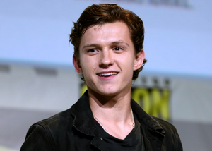 Tom Holland - Hollywood Ancestry by Mike Batie