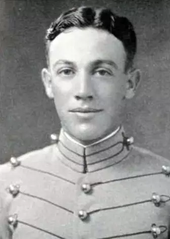 Chris Evans great grandfather, military academy photo.