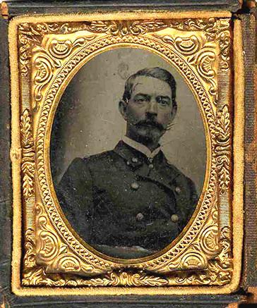 Braeden Lemasters' ancestor John B. Housteau (Honstain) | Hollywood Ancestry by Mike Batie