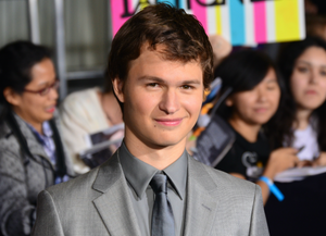 Ansel Elgort - Hollywood Ancestry by Mike Batie