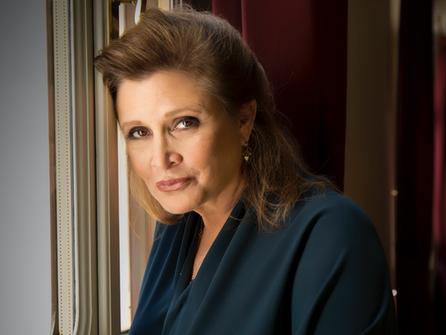 Like Leia, Carrie Fisher's Ancestor Was a Prisoner Princess