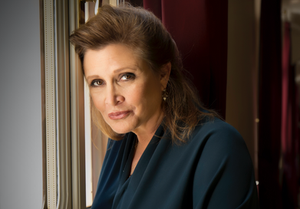 Carrie Fisher - Hollywood Ancestry by Mike Batie