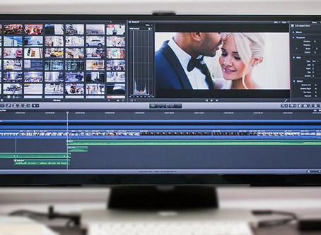 Why wedding video editing always makes the difference