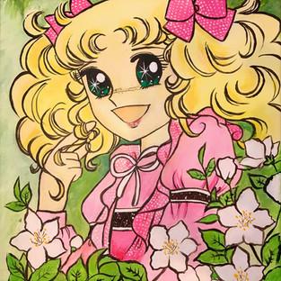 Cuadro - Candy Candy - Manga - Anime - S