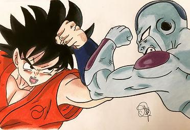 GokuFreezer