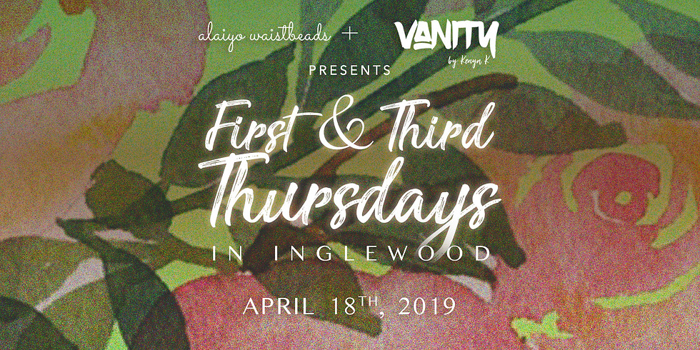 Alaiyo Waistbeads & VANITY | Style Showroom Presents: First & Third Thursdays - Day Two (1)