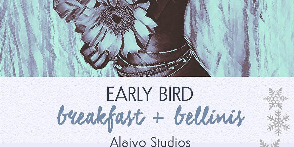 Breakfast & Bellinis @ Alaiyo Studio