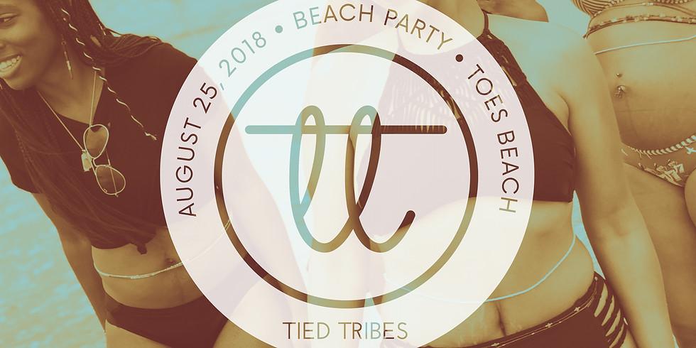 Alaiyo Presents: Tied Tribes Beach Party