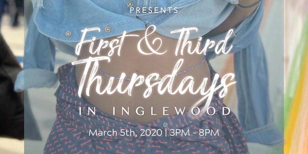 Inglewood Meet & Greet + Tying
