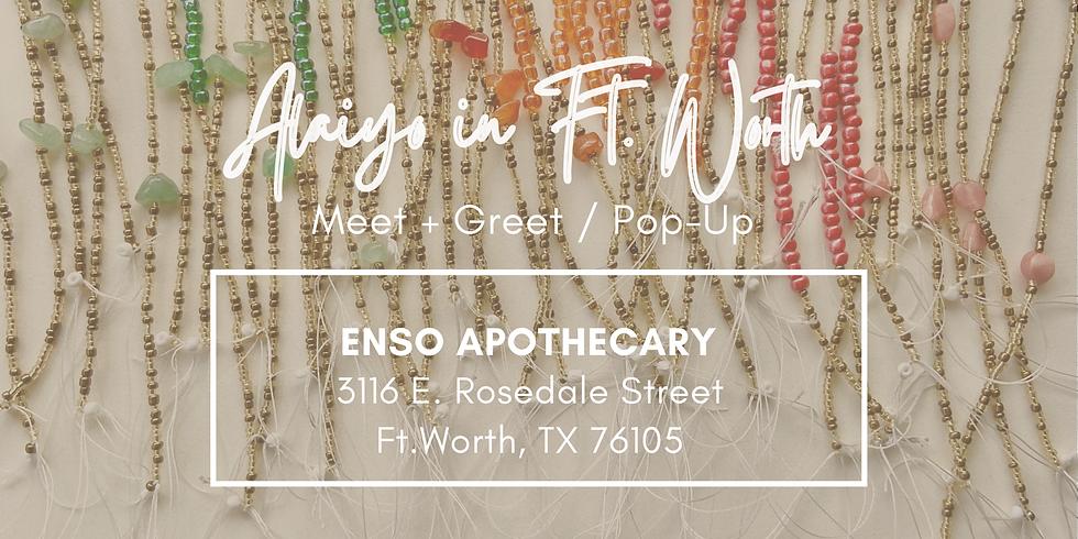 Alaiyo in Ft. Worth | Meet +Greet/Pop-Up