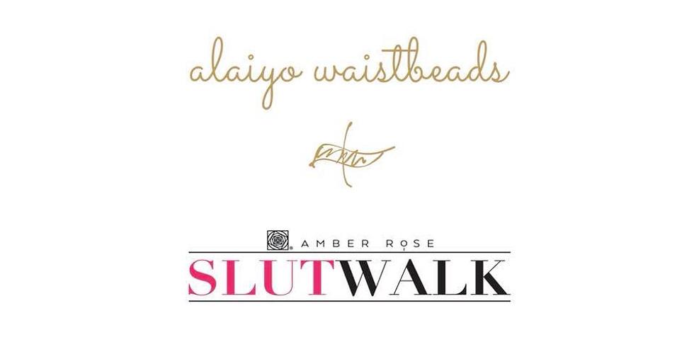 Alaiyo + Amber Rose Slutwalk