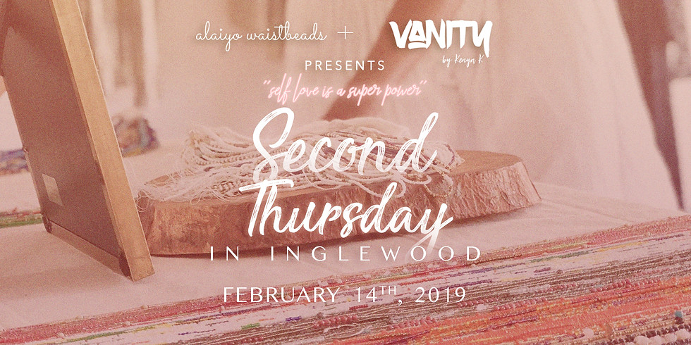 Alaiyo Waistbeads & VANITY | Style Showroom Presents: Second Thursday
