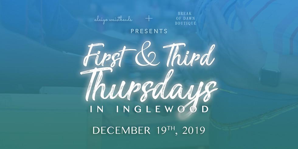 Alaiyo Waistbeads & BREAK OF DAWN BOUTIQUE Presents: First & Third Thursdays