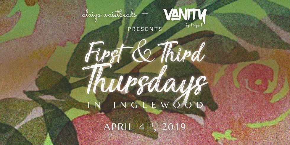 Alaiyo Waistbeads & VANITY | Style Showroom Presents: First & Third Thursdays - Day One