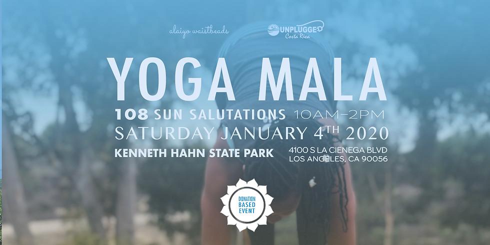 Alaiyo Waistbeads & Unplugged Costa Rica | Yoga Mala at Kenneth Hahn State Park