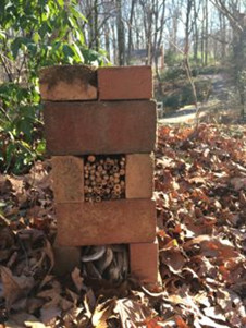 Insect Hotels – Habitat and Garden Art Combined