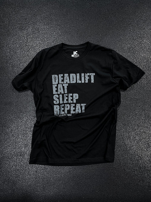 Deadlift, Eat, Sleep, Repeat