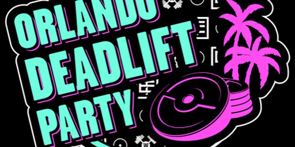 2021 Orlando Deadlift Party