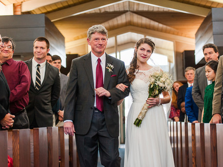 Mr. & Mrs. Muckley's Marriage Ceremony