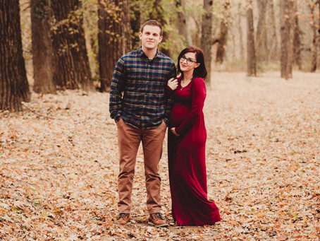 Addie & Dustin- Maternity Session