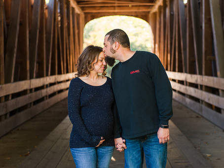 Courtney & Andrew- Maternity