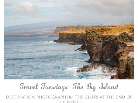Travel Tuesdays- The Cliffs At The End Of The World- Hawaii