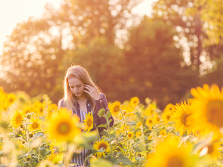 Sunflower Mini Sessions!
