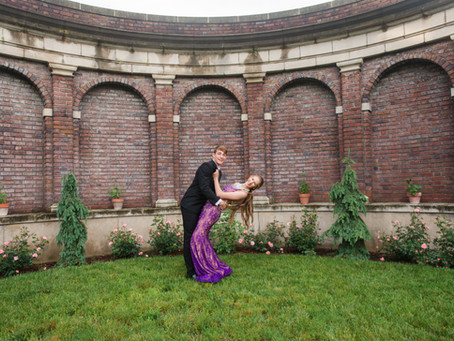 Prom Minis with The Inn at Irwin Gardens