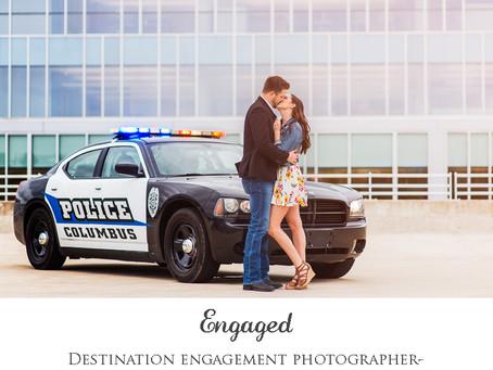 Engaged- Emily & Reid