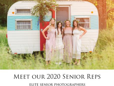 Class of 2020 Senior Reps